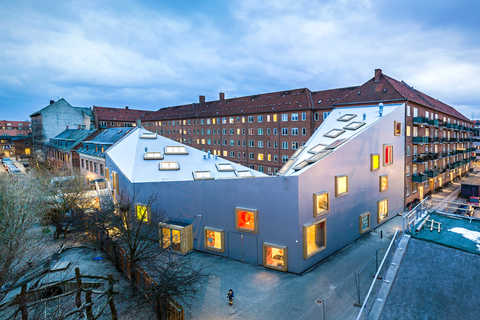 Amager Childrens Culture House11