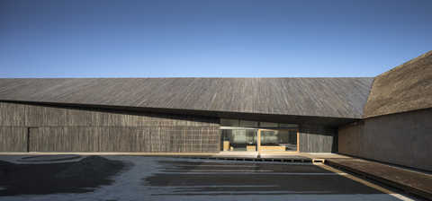 The Wadden Sea Centre, Dorte Mandrup