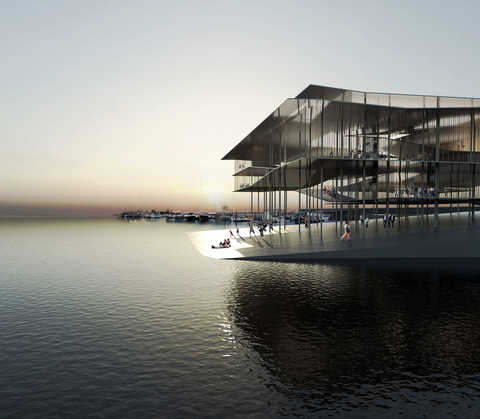 Dorte Mandrup, The Wadden Sea, World Heritage Centre, Groningen, Netherlands, UNESCO, seal centre