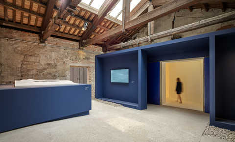 Conditions exhibition at the 2018 Venice Biennale by Dorte Mandrup