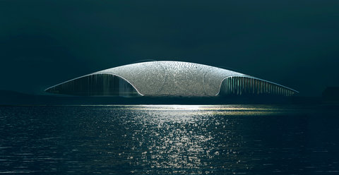 Dorte Mandrup The Whale Nordic Architecture Sustainability