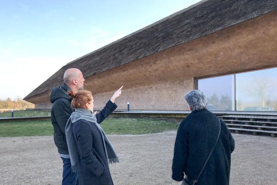 RIBA, judges, dorte mandrup, ribe, Wadden Sea Centre