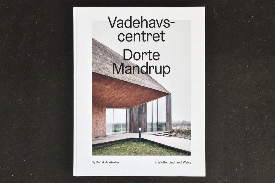 Strandberg publishing, Ny Dansk Arkitektur, book series, the wadden sea centre, Dorte Mandrup