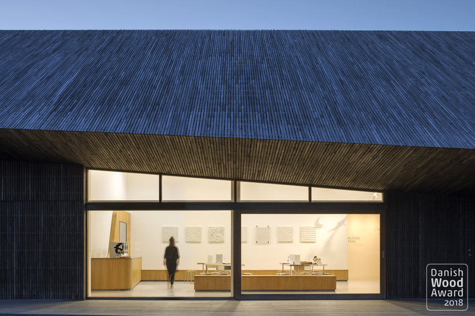 Dorte Mandrup, Wadden Sea Centre, Ribe, Danish Wood Award