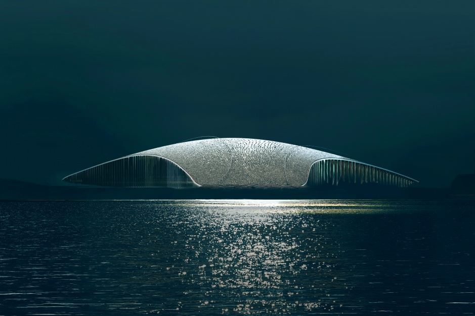 Dorte Mandrup the Whale