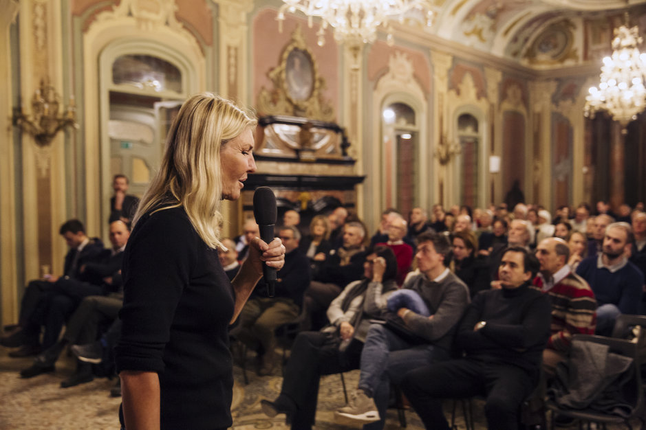 Dorte Mandrup Thinking Varese UNESCO Architecture Talk